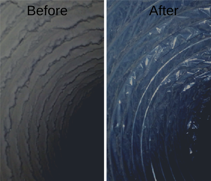 Why SERVPRO When was the last time you cleaned your ducts?