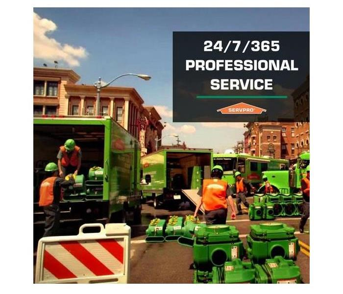 Why SERVPRO Keeping It Clean: An Overview of Our Cleaning Services