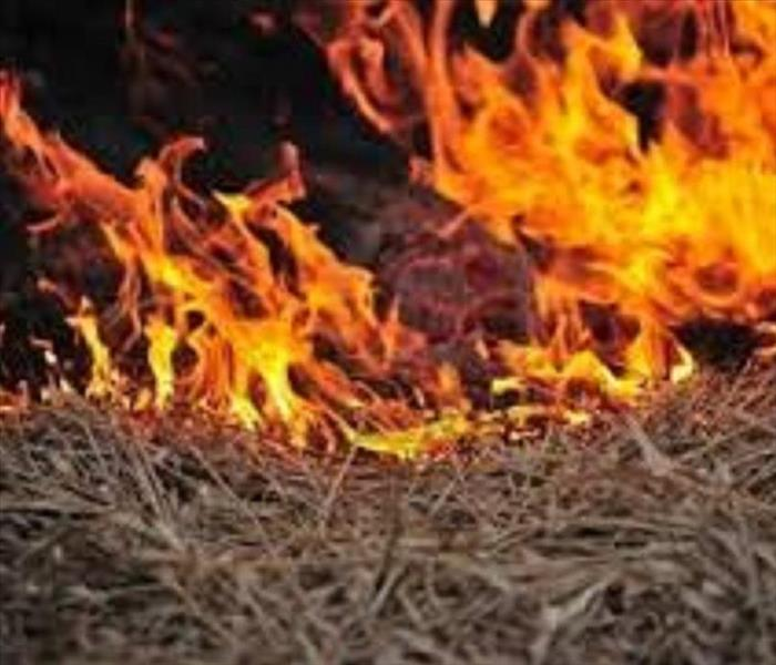 Fire Damage Keeping your home safe and preventing grass fires.